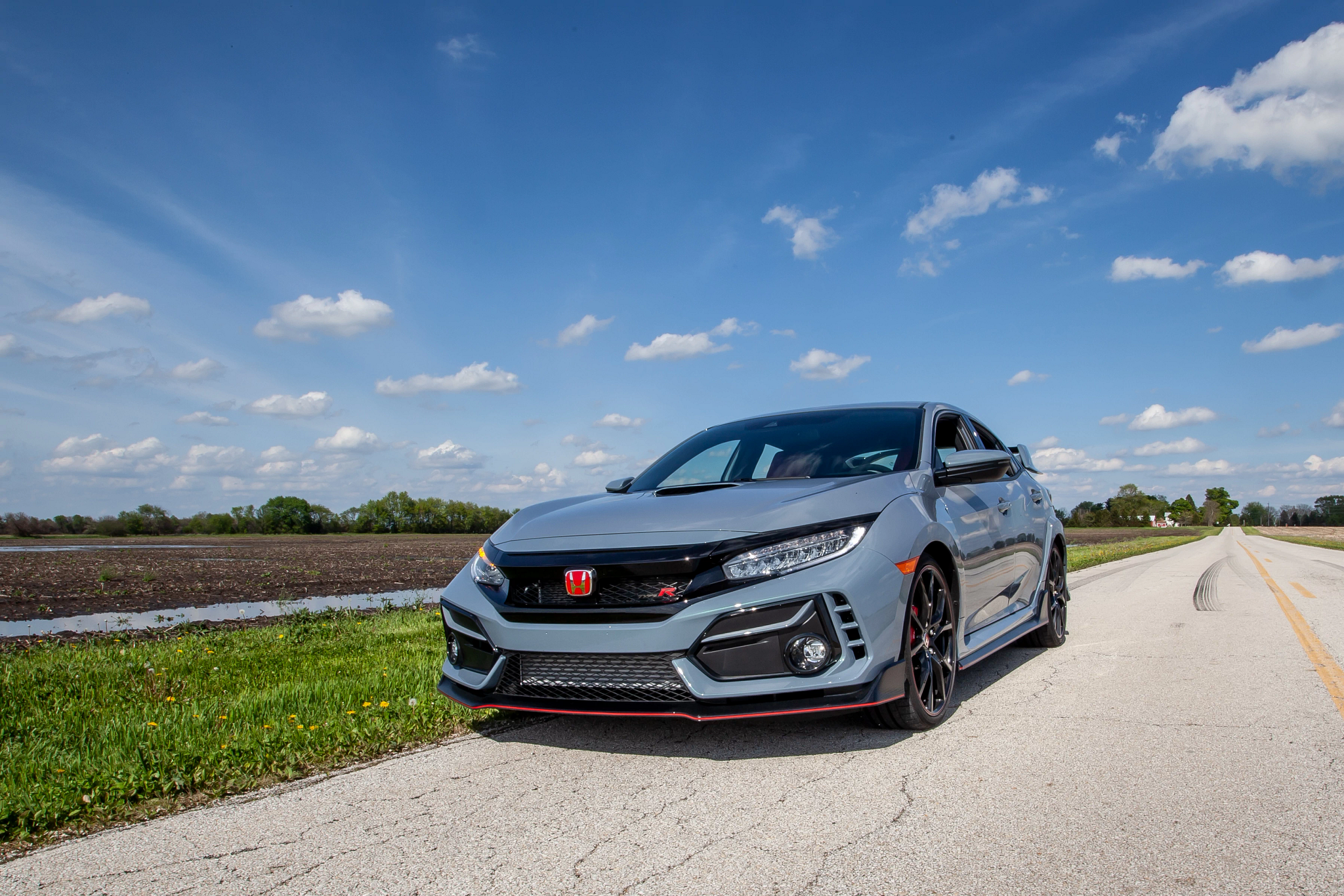 2020 Honda Civic Type R Review: Same Lovable Type R With One Caveat