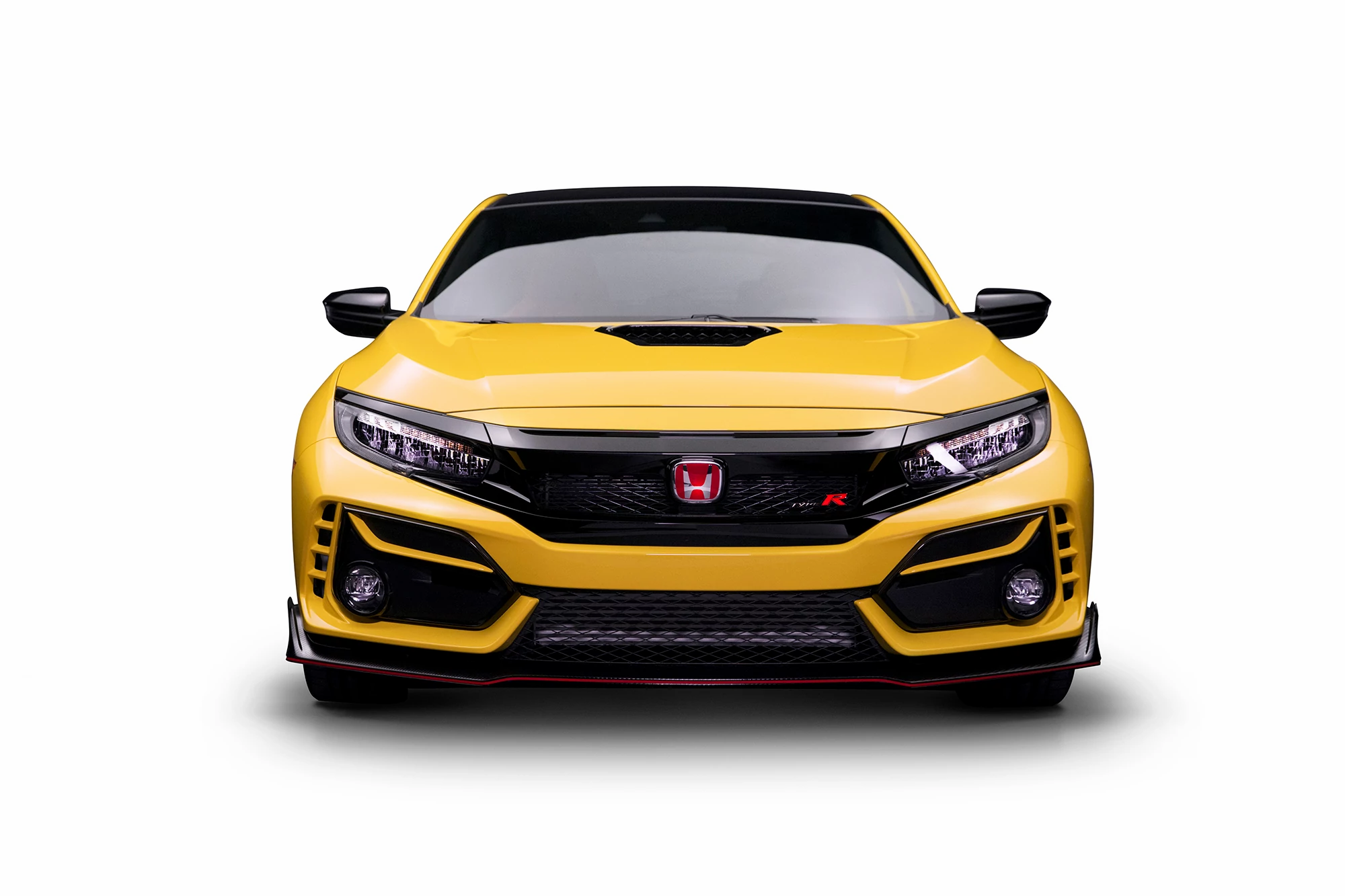 2021 Honda Civic Type R Limited Edition Getting Closer to Launch