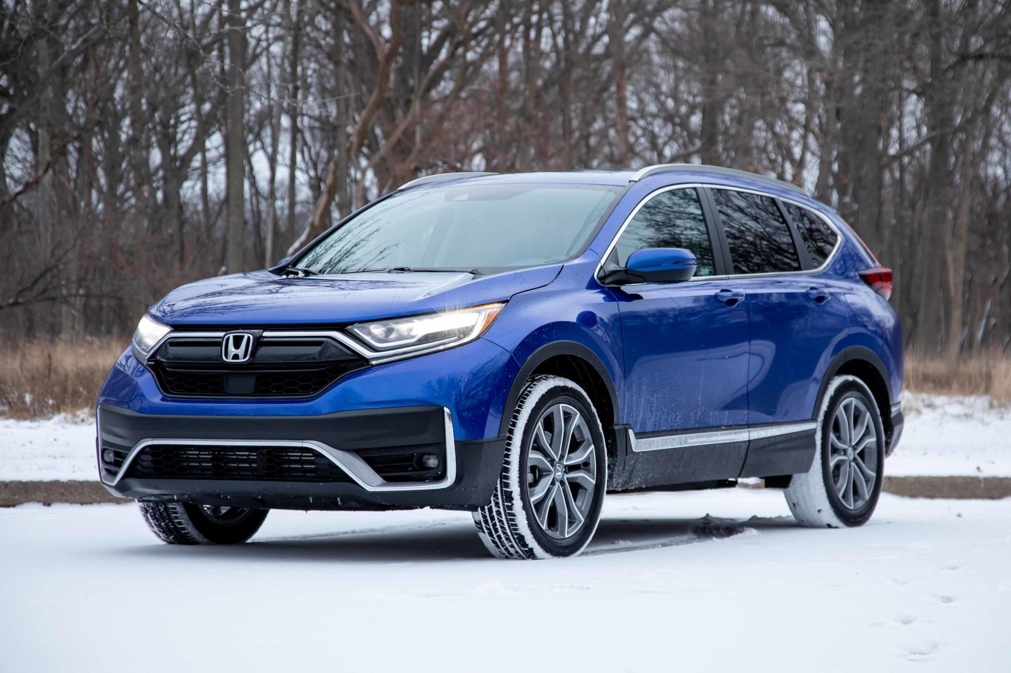 2020 Honda CR-V Review: A Little Better, a Lot More Hybrid ...