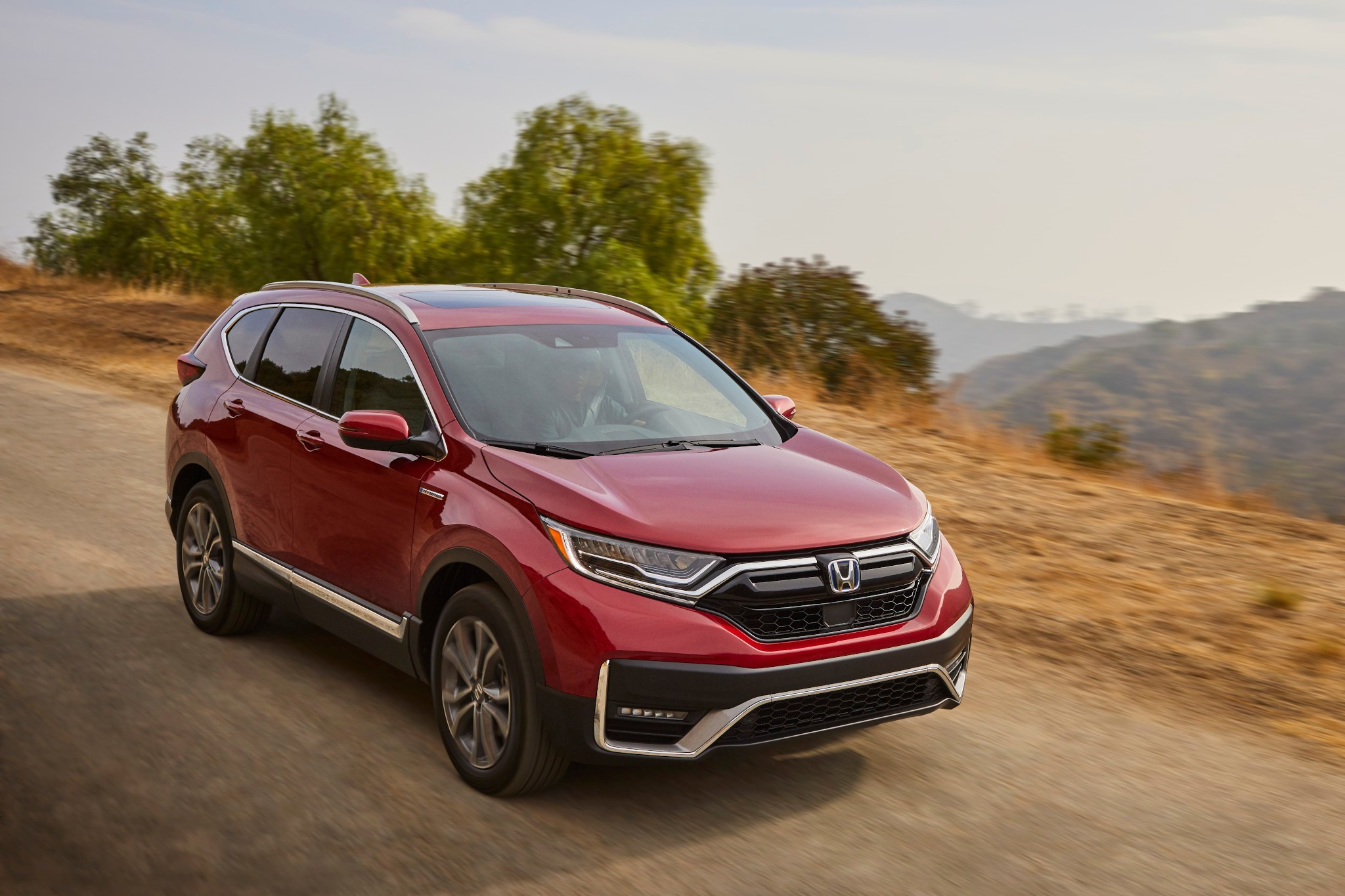 2020 honda cr-v review: a little better, a lot more hybrid