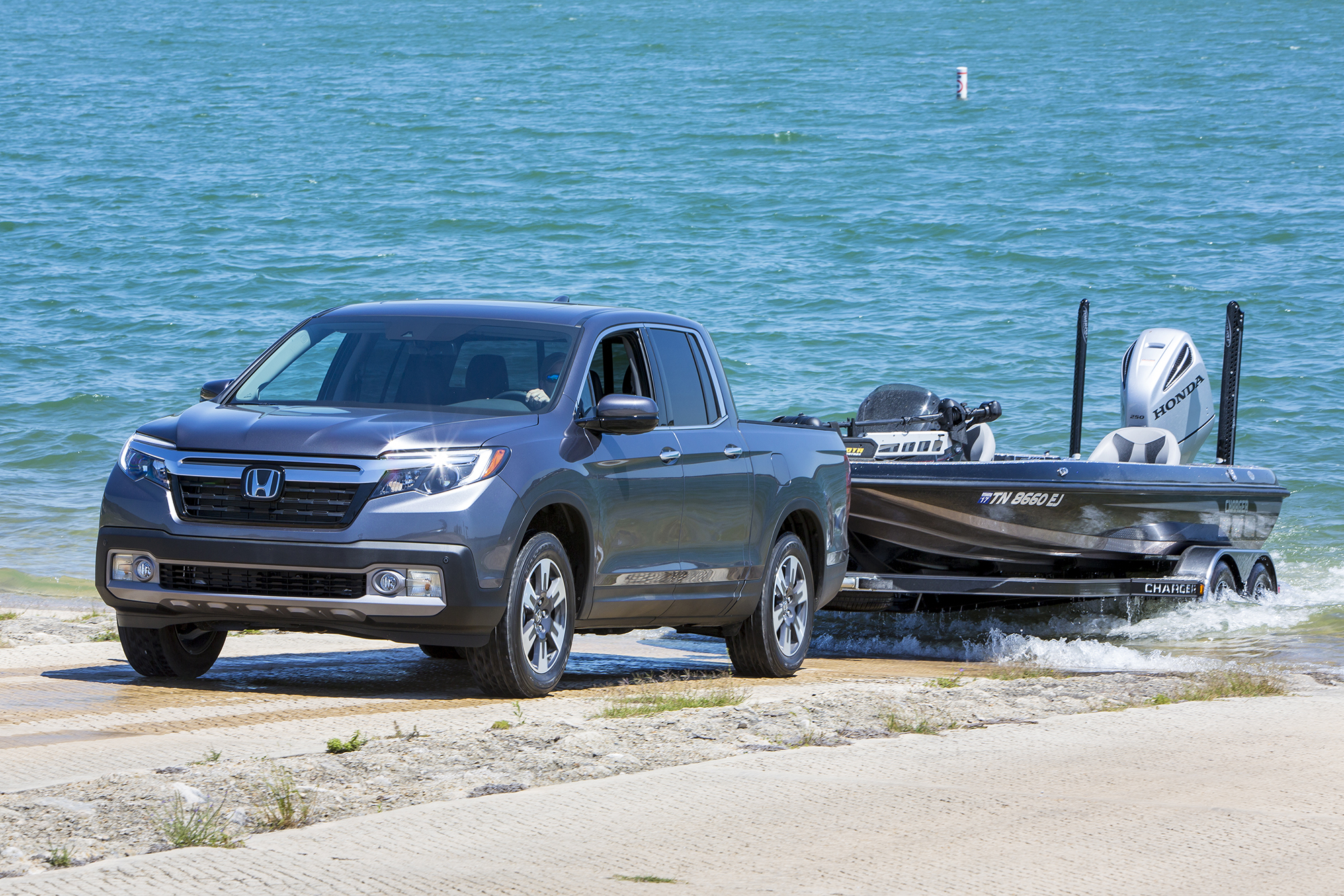 All the Pickup Truck News: 2020 Honda Ridgeline Revised, Ford Super Duty Recall and More