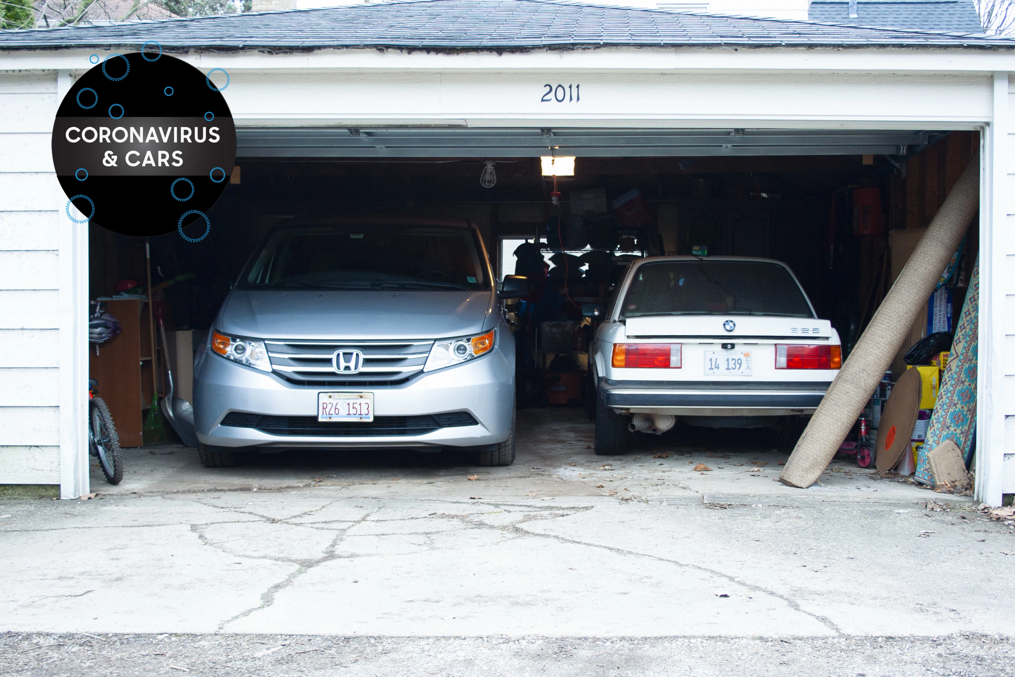Coronavirus Car Care: How to Keep Your Unused Car Healthy During a Stay-at-Home Order
