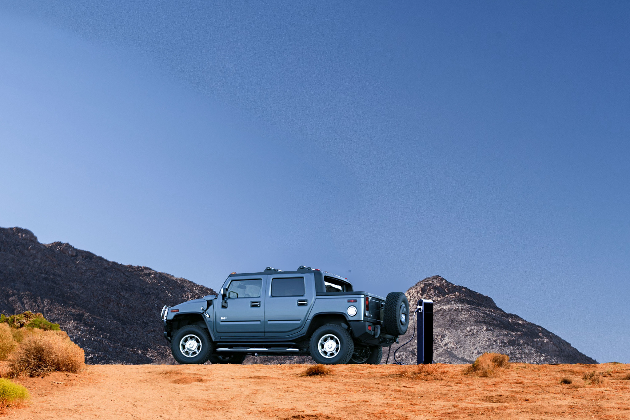 7 Things We Want to See in an Electric Hummer