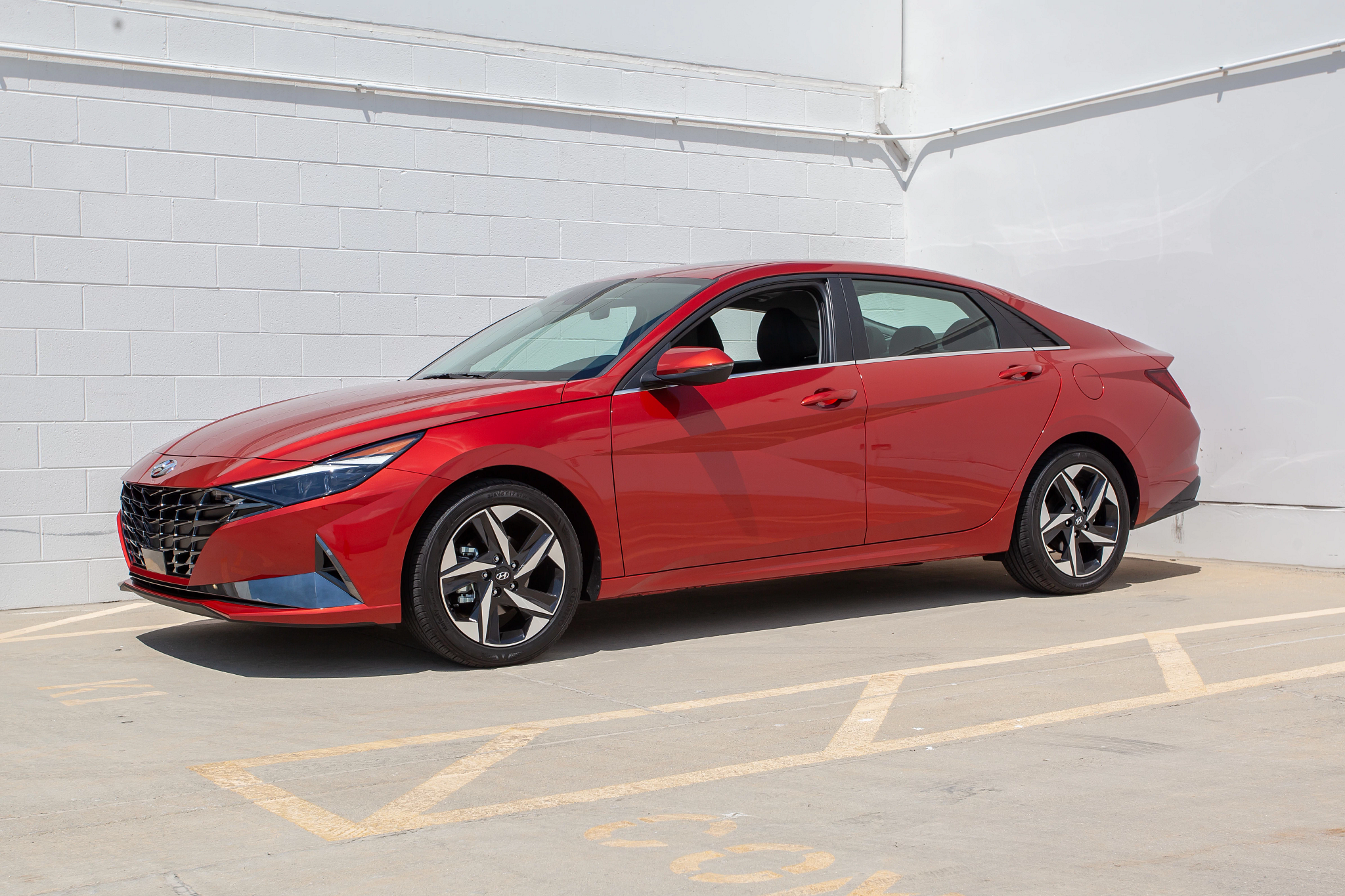 How the 2021 Hyundai Elantra Stands Out Vs. Honda Civic, Toyota Corolla