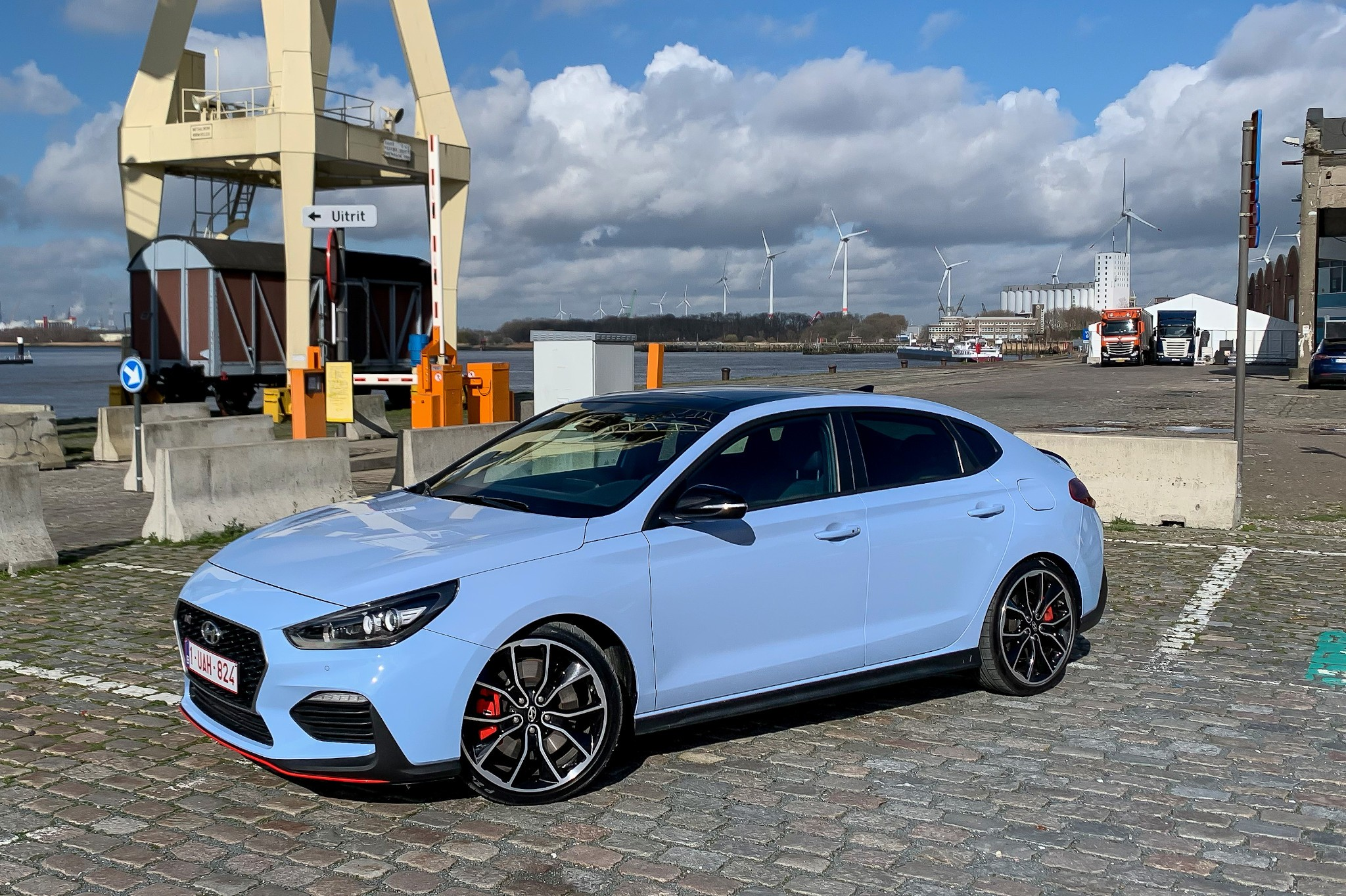 The 2020 Hyundai i30 Fastback N Is the Hyundai You Want But Can't Have