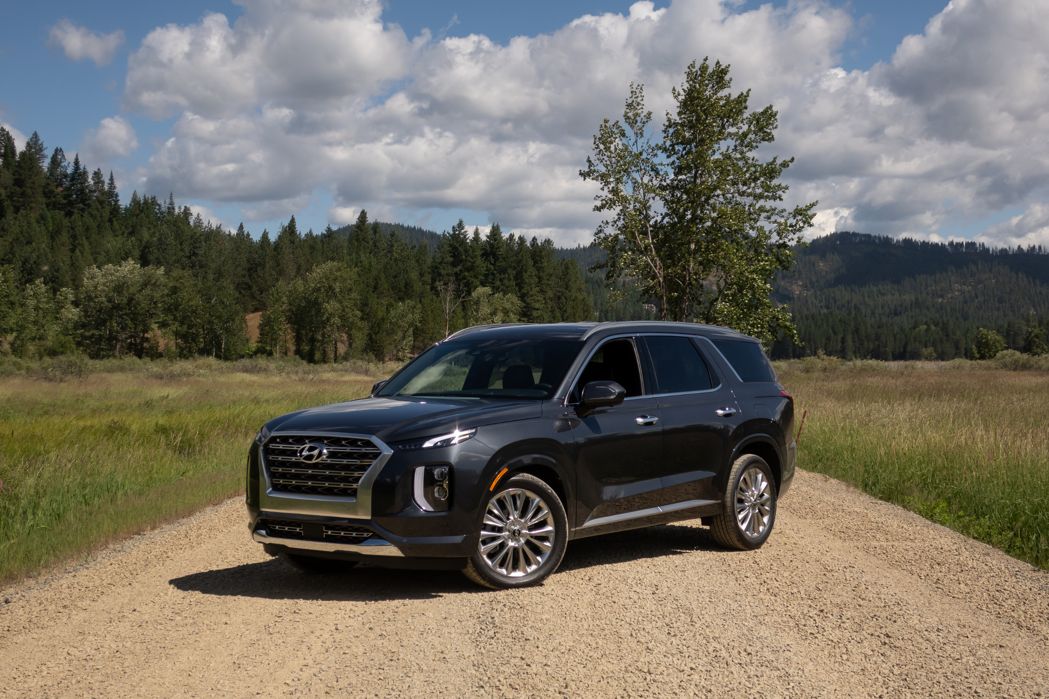 2020 Hyundai Palisade First Drive: Same, Same, But Better?