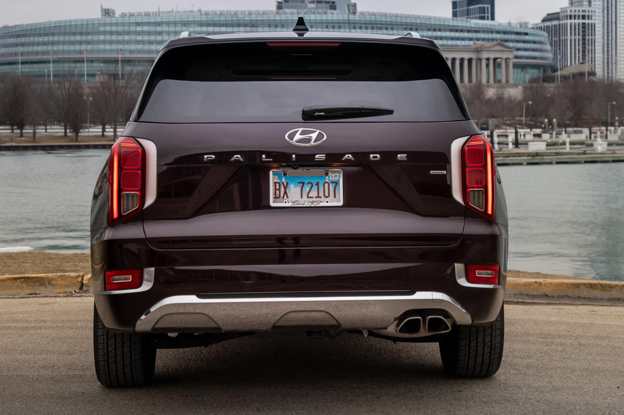 Cars.com's 2020 Hyundai Palisade: Here's What Our First Service Visit Cost