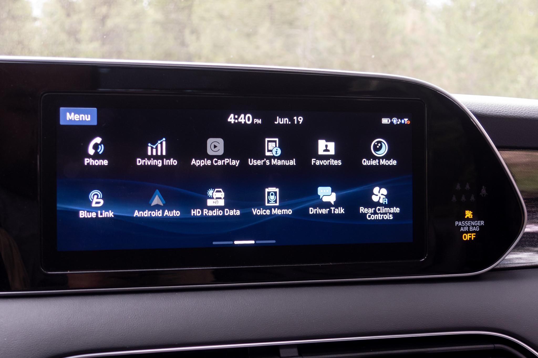 2020 Hyundai Palisade First Drive: Same, Same, But Better