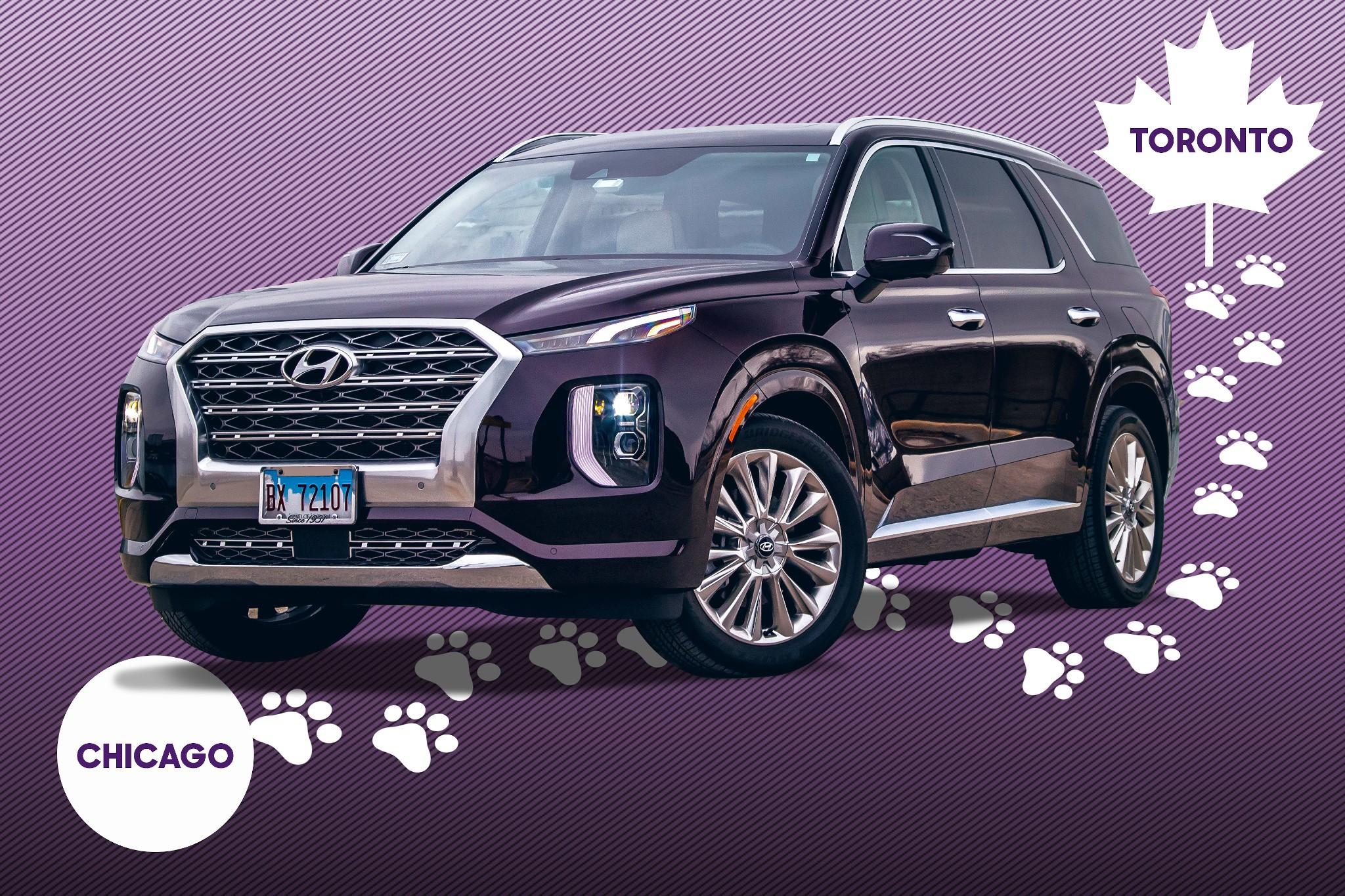 2020 Hyundai Palisade: Fuel Economy, Canada … and 'Cats'
