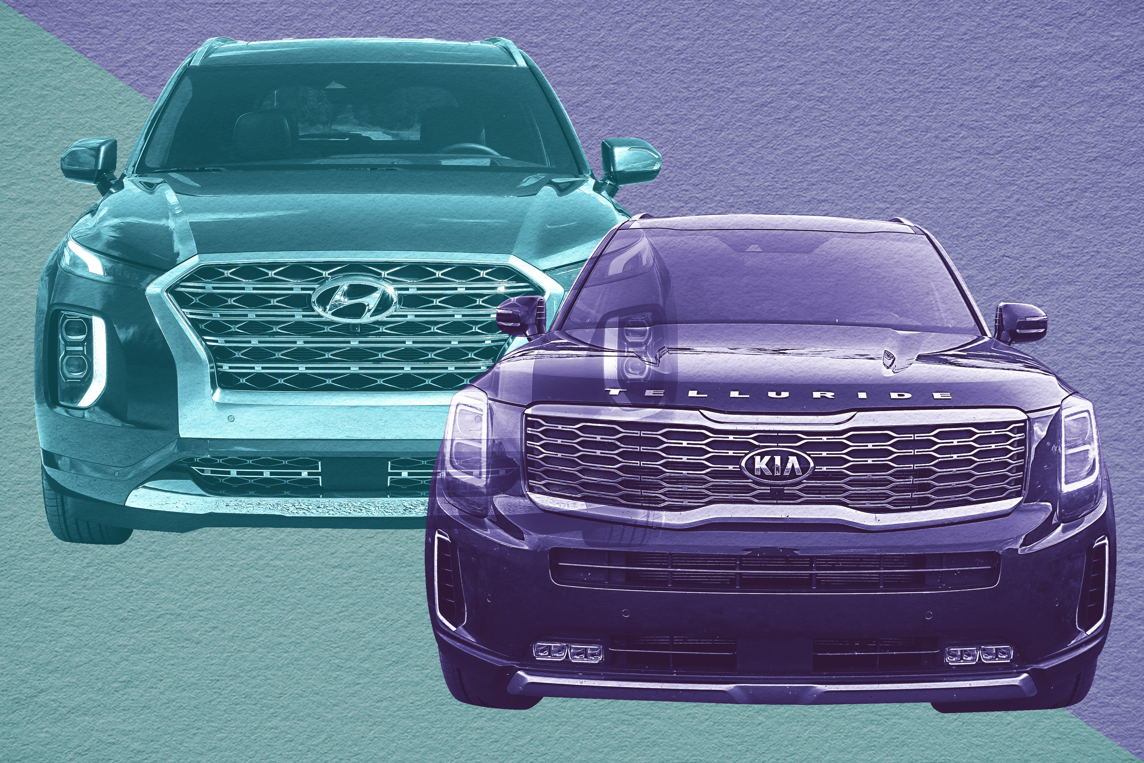 Hyundai Palisade Vs. Kia Telluride: A Trim-by-Trim Throwdown