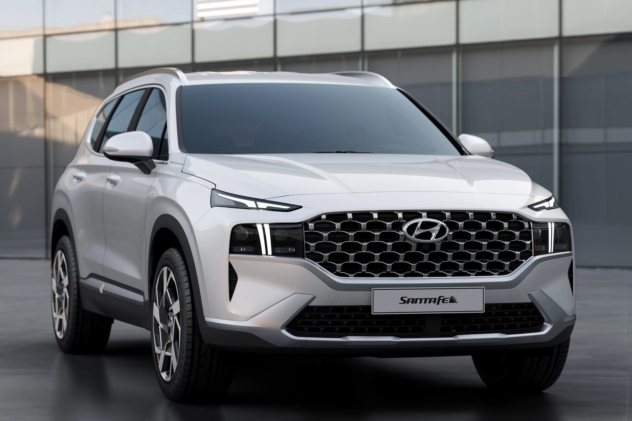 2021 Hyundai Santa Fe Adds Class, Sass to Family SUV