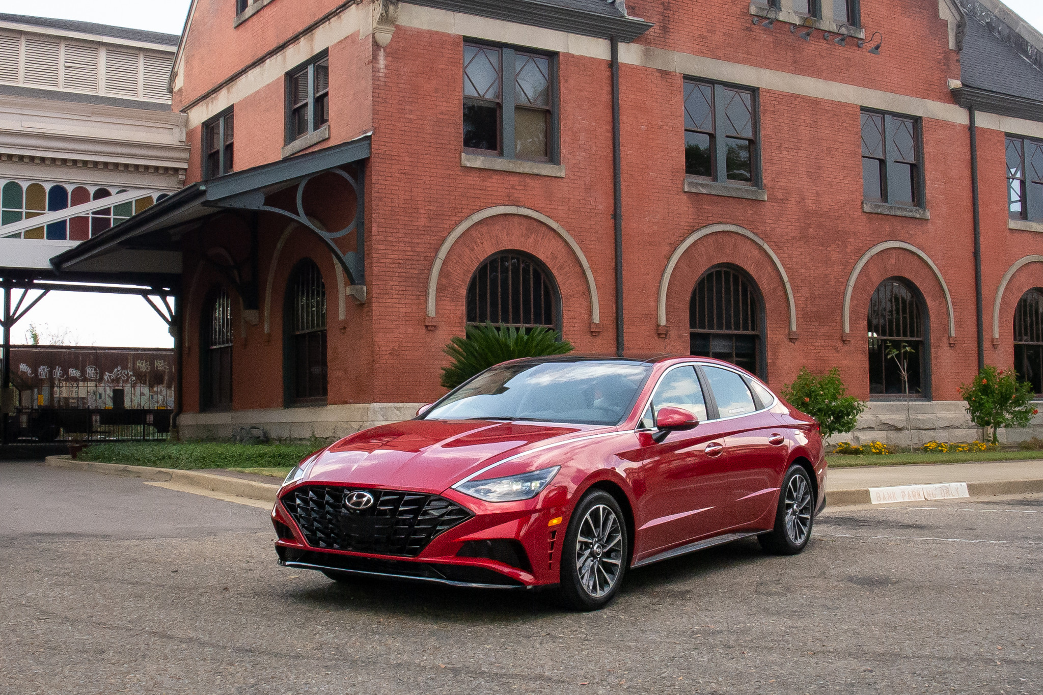 2020 Hyundai Sonata Review: Not Out of the Game
