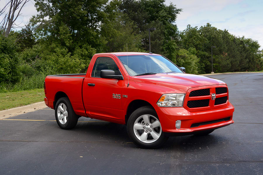 Our view: 2014 RAM 1500