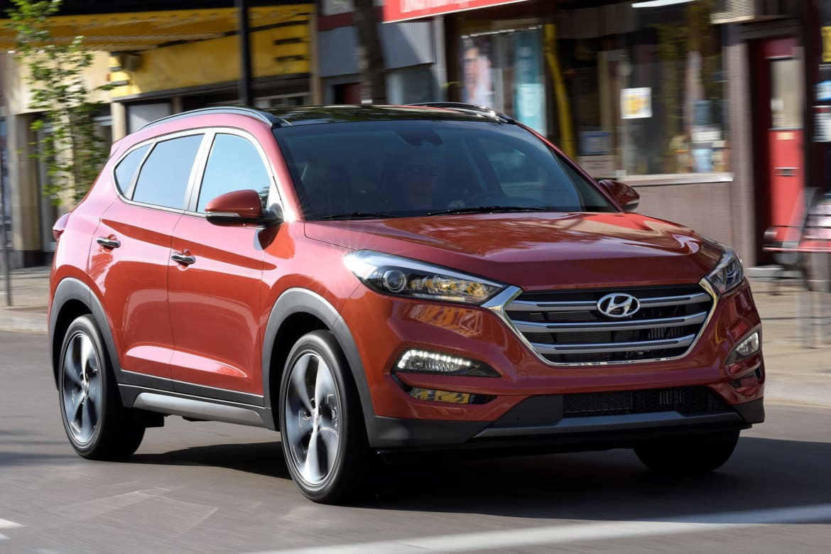 What S Changed For The 2018 Hyundai Tucson Lower Price Tech