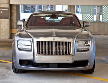 Our view: 2010 Rolls-Royce Ghost