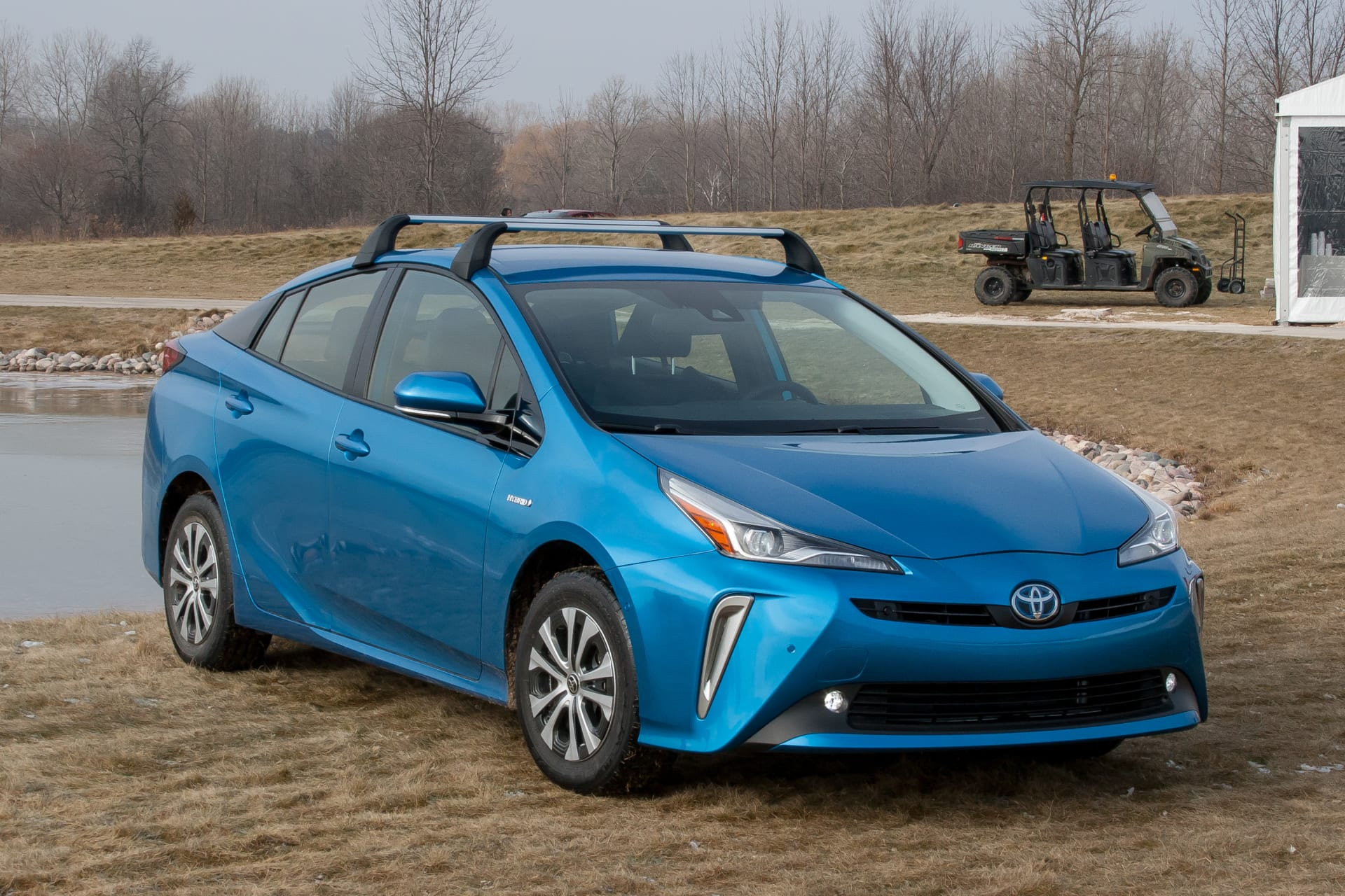 2019 Toyota Prius First Drive: Staggering Efficiency, Now With All