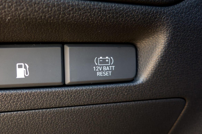 2017 Hyundai Ioniq: What Does This Button Do?   News   Cars com