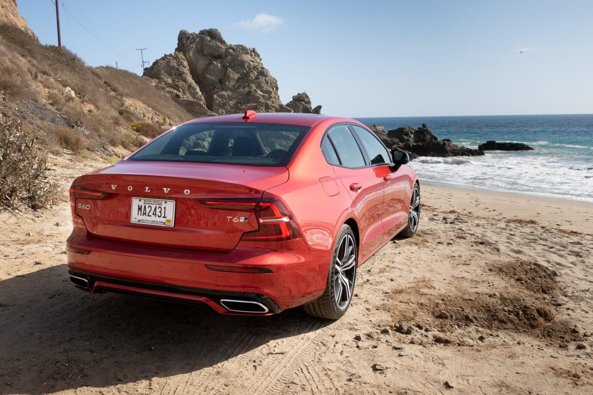 2019 Volvo S60 First Drive: Like Catching Up With an Old