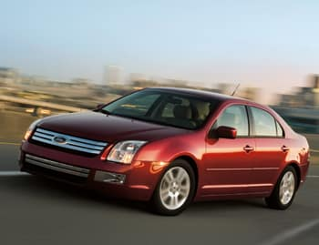 Our view: 2009 Ford Fusion