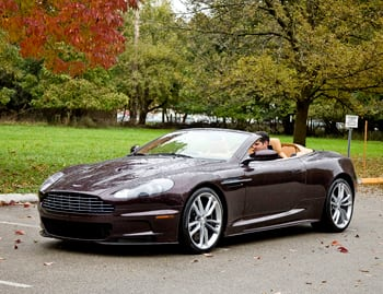 Our view: 2010 Aston Martin DBS