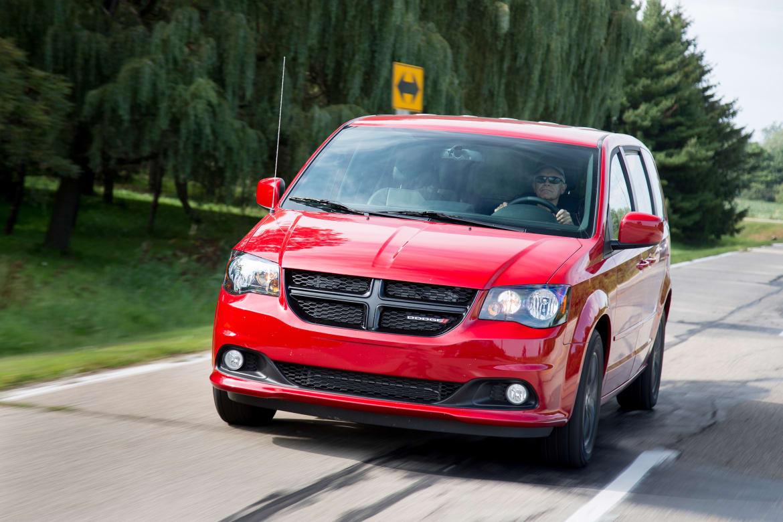 2015 Dodge Grand Caravan Review