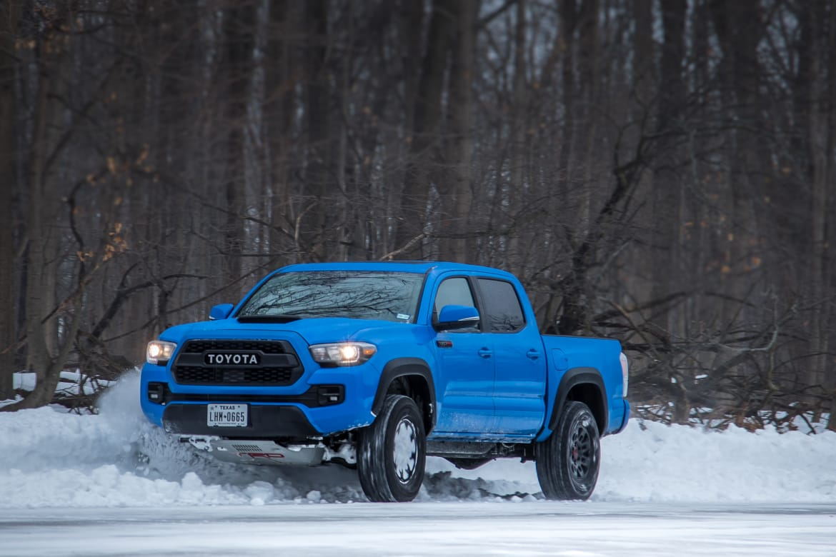 2020 Toyota Tacoma Our Recipe For A Better Taco News Cars Com