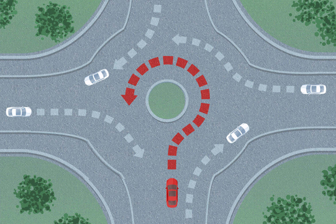 The 2-Lane Roundabout: You Think You Hate It Now … But Wait'll You Drive on It!