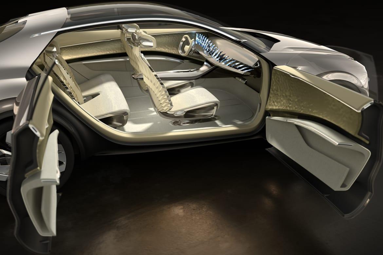 Kia Electric Car >> Kia Imagines All The People Living Life In Plug In Electric Cars