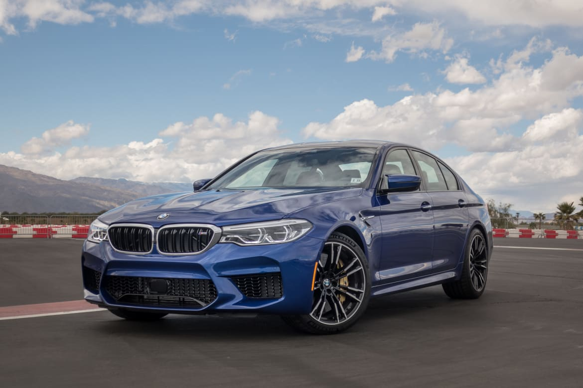 2018 BMW M5 Quick Spin: Peak Performance When You Want It
