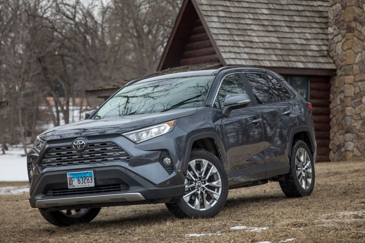 Top 5 Reviews And Videos Of The Week 2019 Toyota Rav4 Just Won T