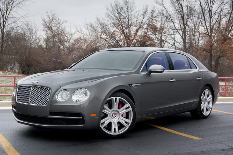 Our view: 2015 Bentley Flying Spur
