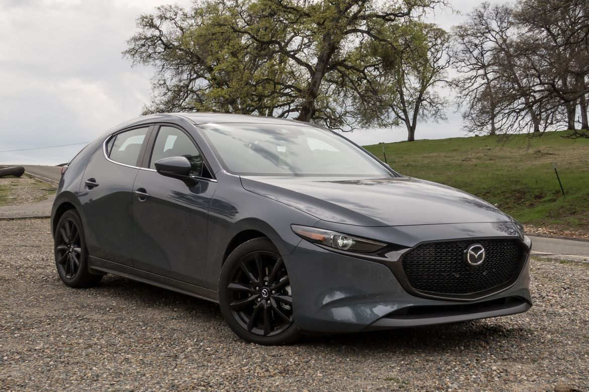 2019 Mazda3 First Drive Improvements Fall Short Of Luxury