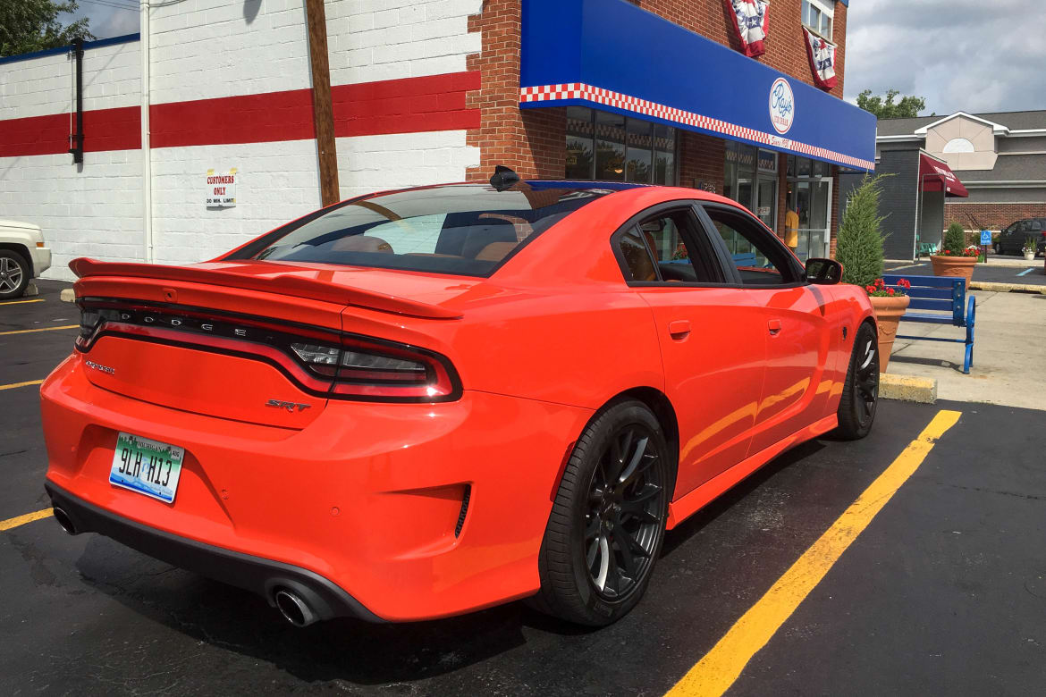 Dodge Charger Srt >> 2016 Dodge Charger Srt Hellcat Real World Fuel Economy