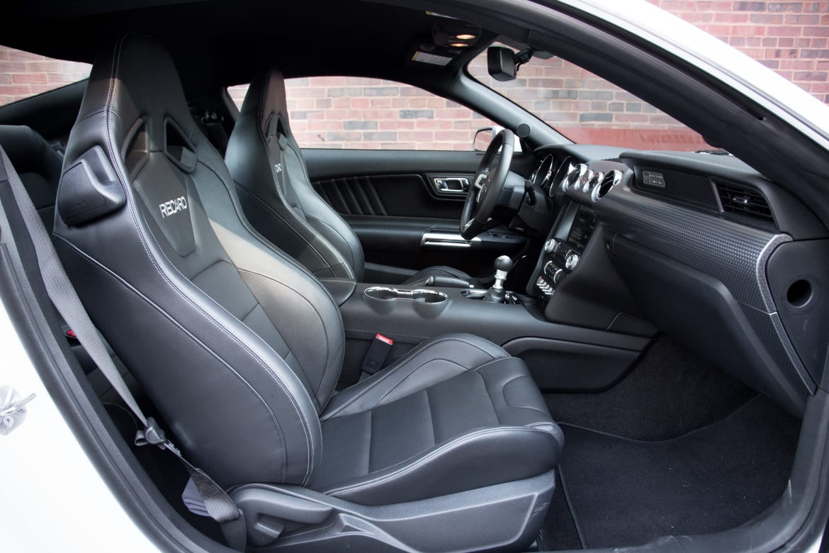 Surprising 2015 Ford Mustang The Pros And Cons Of Optional Recaro Andrewgaddart Wooden Chair Designs For Living Room Andrewgaddartcom