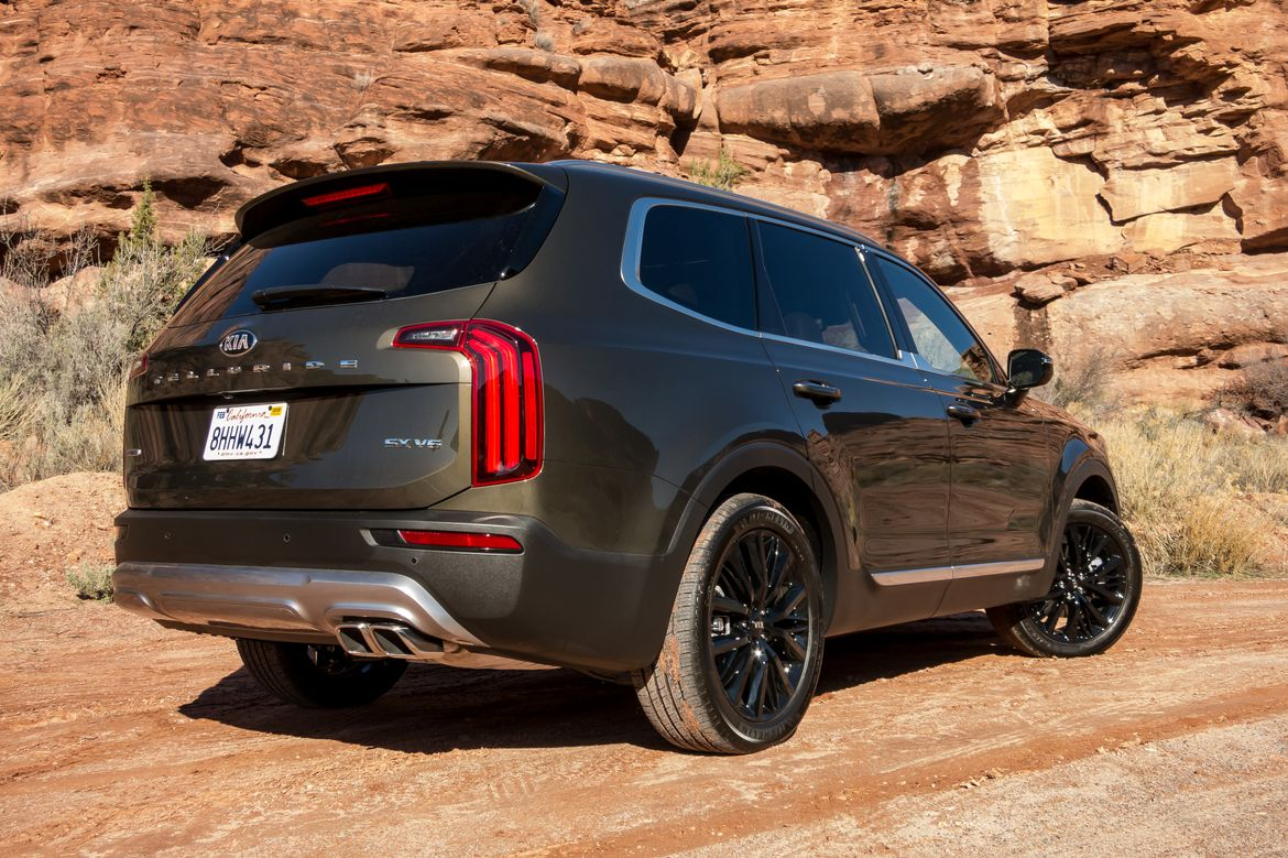2020 Kia Telluride Priced To Compete News Cars Com