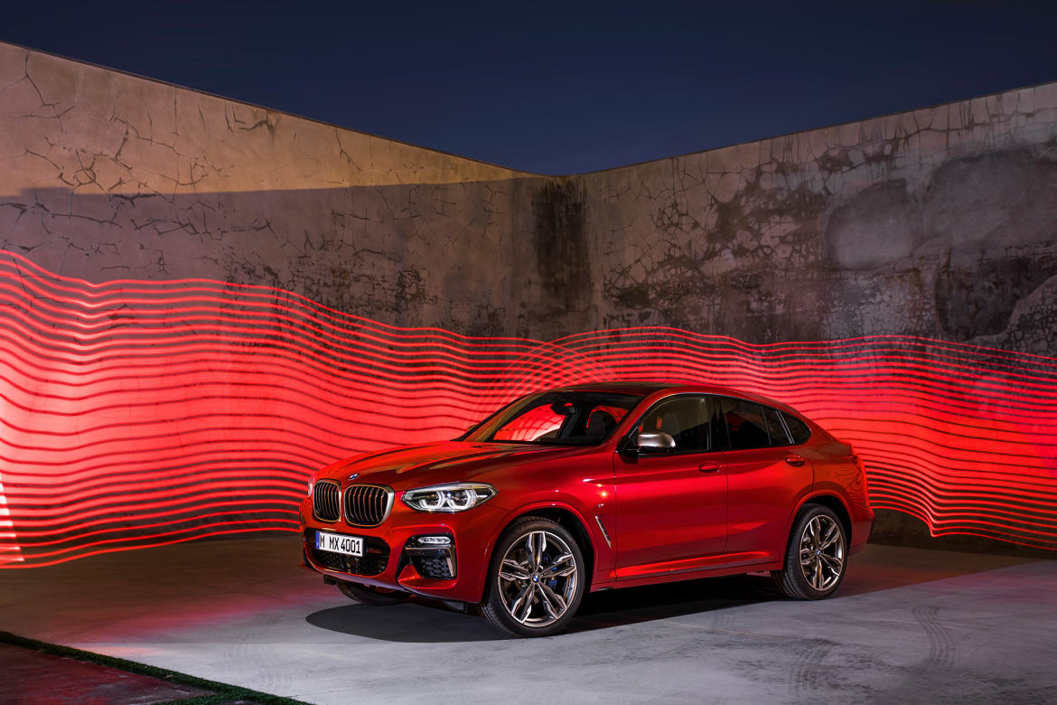 2019 Bmw X4 Expands With More Interior Space Tech News Cars Com