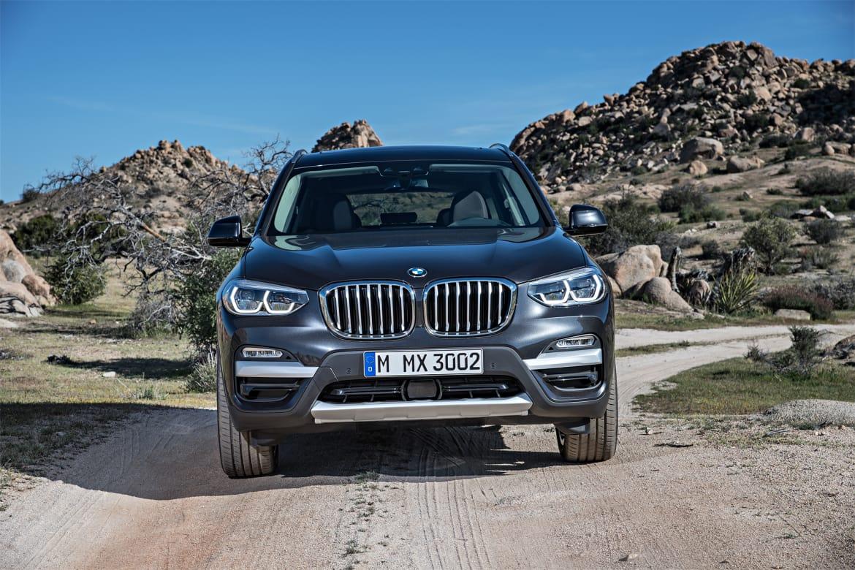 2018 BMW X3: Redesign, Platform, Changes >> 2018 Bmw X3 Preview News Cars Com