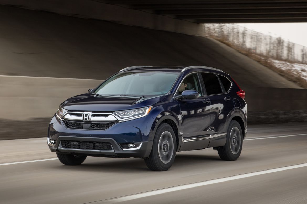 2019 Honda CR-V Review: A Leader Losing Its Lead