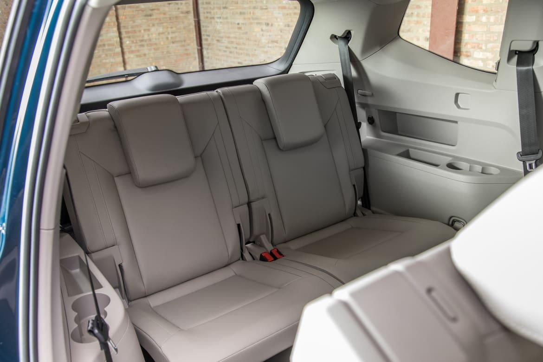 Vw Atlas Interior >> Subaru Ascent Vs Volkswagen Atlas The Family Suv Feud