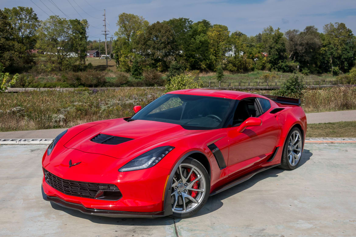 Your Corvette Has a Removable Roof — Do You Need a