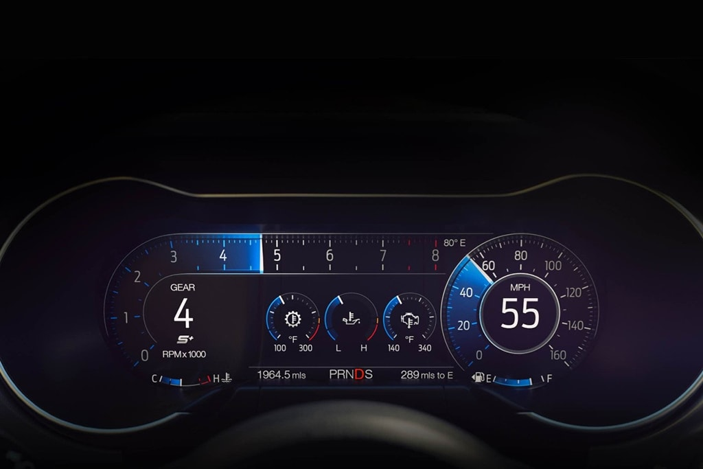 2018 Ford Mustang: Digital Dash Done Right | News | Cars com