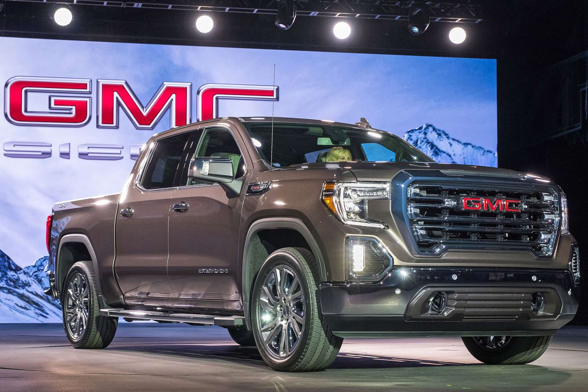 It's All 2019 GMC Sierra All the Time This Week on ...