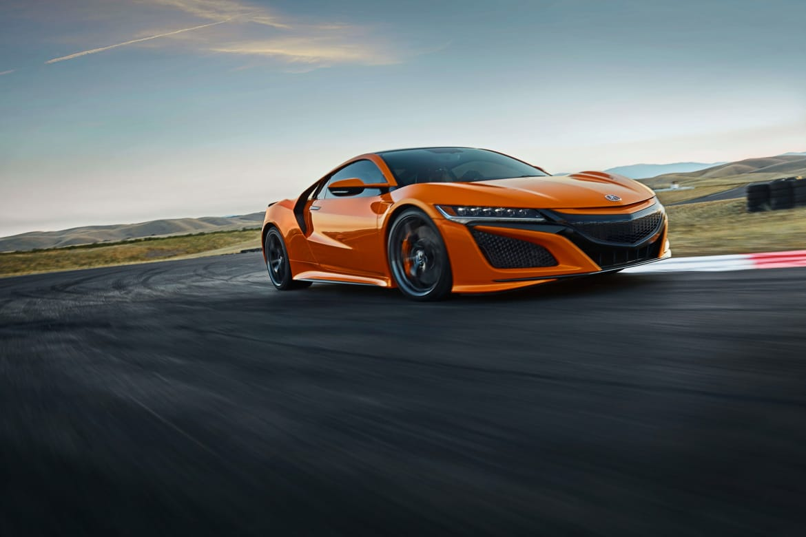 2019 Acura Nsx Supercar Shoppers Get A Bit More For Their 160k