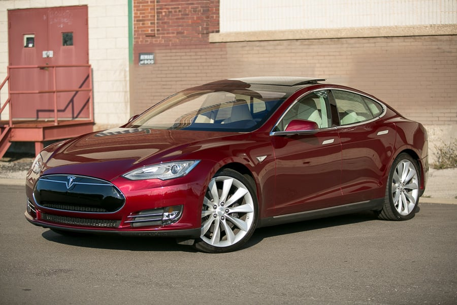 Our view: 2012 Tesla Model S