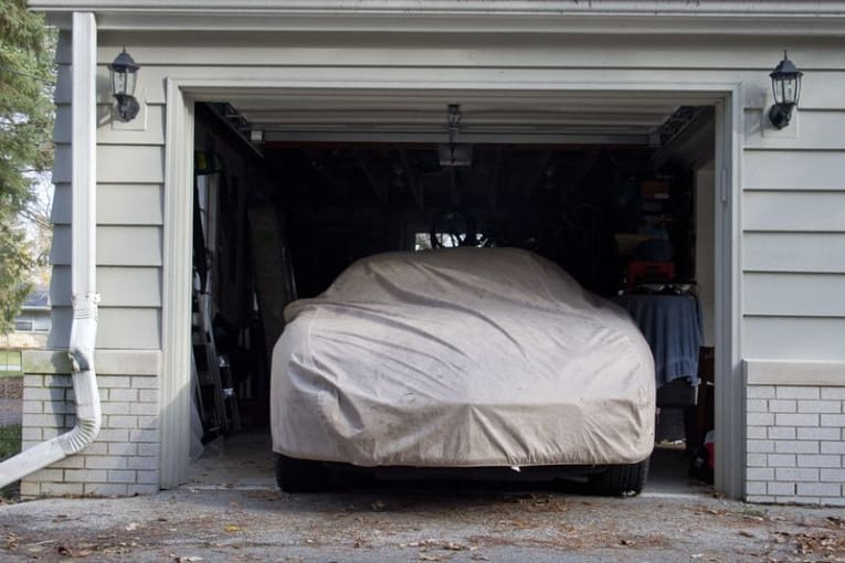 How to Store Your Car for Winter | News | Cars com