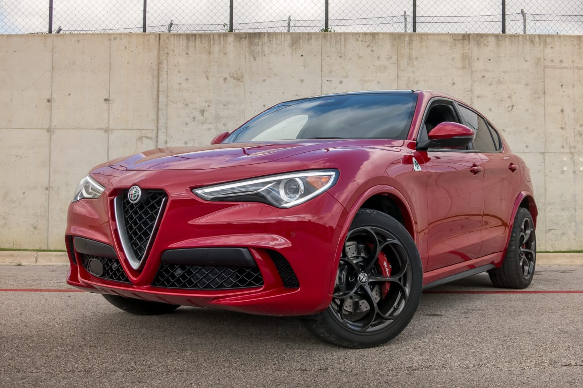 First Drive: 2018 Alfa Romeo Stelvio Quadrifoglio Is The