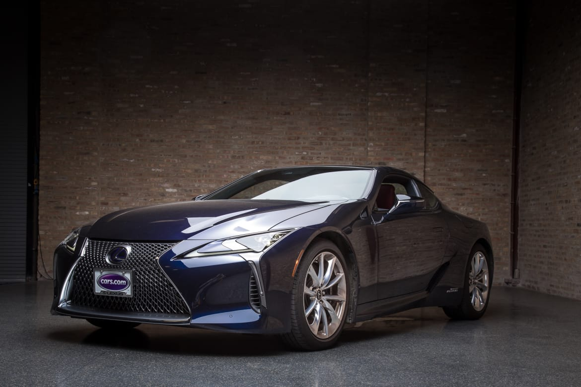 2018 Lexus LC 500h Review: High Class and High Mileage
