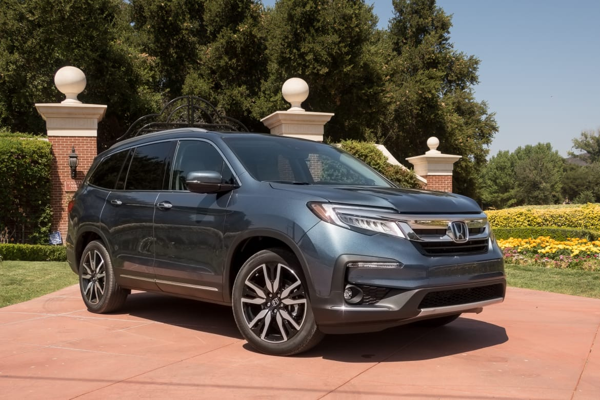 2019 Honda Pilot First Drive Tweaked Not Transformed
