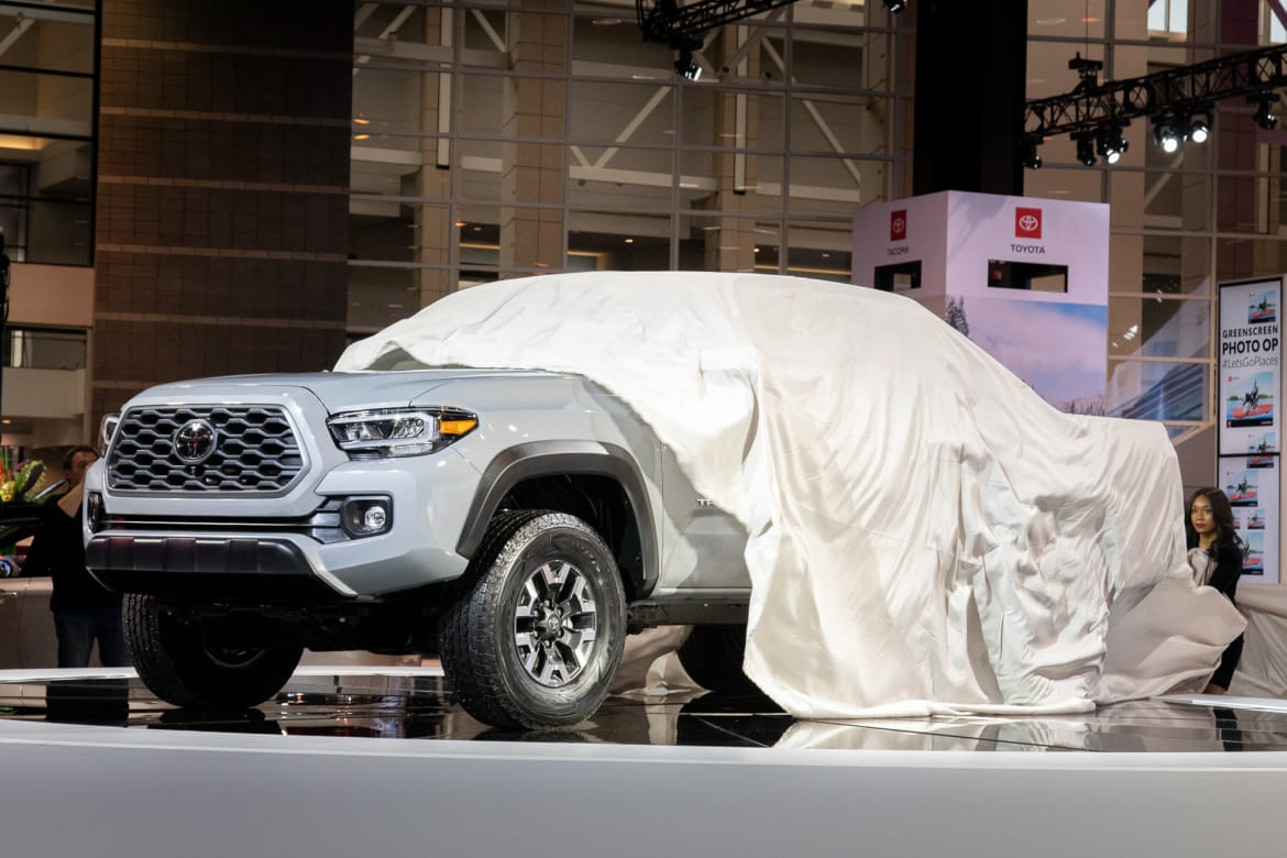 10 Biggest News Stories of the Week: 2020 Toyota Tacoma