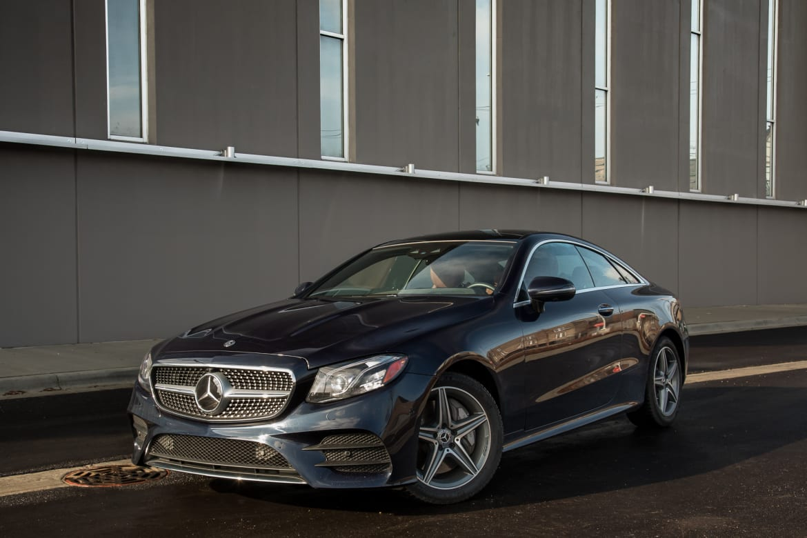 2018 Mercedes-Benz E400 Coupe Review: It's Time for Some Me-Time